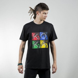 Koka t-shirt Kids black