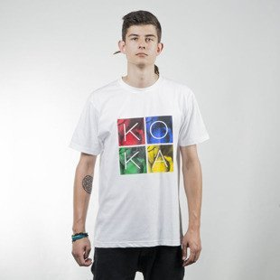Koka t-shirt Kids white