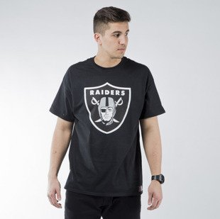 Majestic Athletic Prism Large Logo Tee Oakland Raiders black (MOR1450DB)