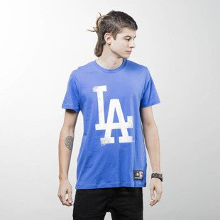 Majestic Athletic t-shirt Valen Large Logo Tee royal MLD2377BC