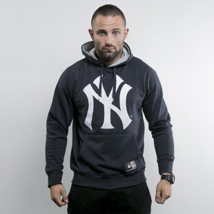 Majestic sweatshirt hoody New York Yankees navy Basic Logo OTH (MNY1243NL)