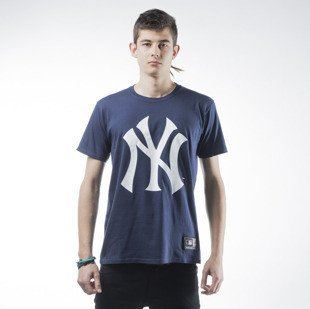 Majestic t-shirt New York Yankees navy Frittle Logo