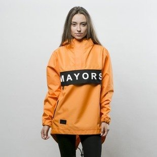 Majors jacket WMNS Mayors Pull On orange