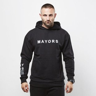 Majors sweatshirt Mayors black