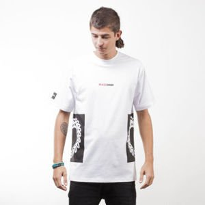 Mass Denim BLAKK t-shirt Memento white