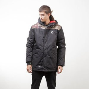 Mass Denim BLAKK winter jacket Conversion Parka black