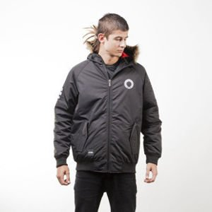 Mass Denim BLAKK winter jacket Conversion black