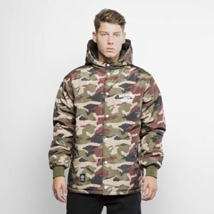 Mass Denim Campus Jacket woodland camo