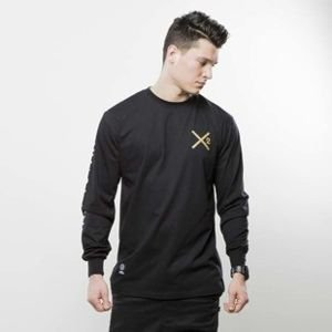Mass Denim Longsleeve Sleeve Flow black DWA SŁAWY