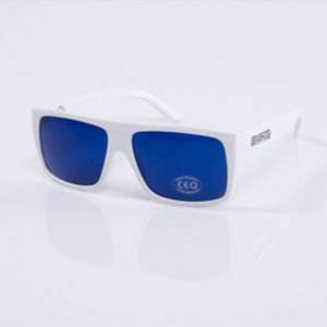 Mass Denim Sunglasses Icon white