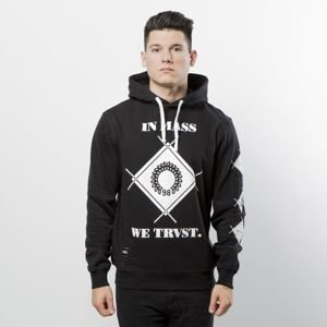Mass Denim Sweatshirt Hoody Boss black