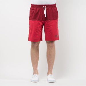 Mass Denim Sweatshorts Classics Cut claret / red SS 2017