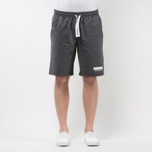 Mass Denim Sweatshorts Classics dark heather grey SS 2017