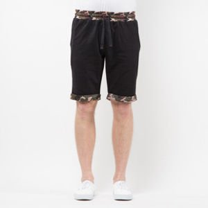 Mass Denim Sweatshorts Patrol black SS 2017