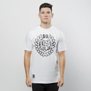 Mass Denim T-shirt Base white