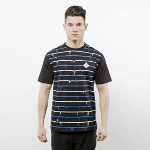 Mass Denim T-shirt Dripline black SS 2017