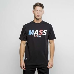 Mass Denim T-shirt Grand black