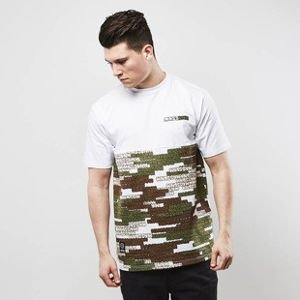 Mass Denim T-shirt Phat Camo white SS 2017