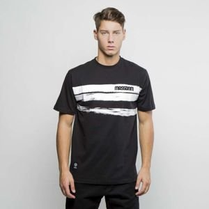 Mass Denim T-shirt Traces black