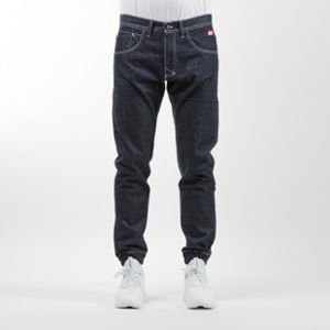 Mass Denim jogger Big Box Denim sneaker fit rinse