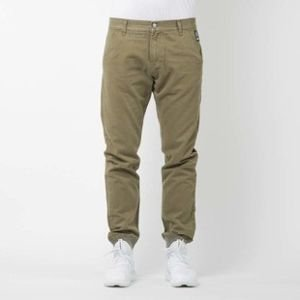 Mass Denim joggers pants Classics sneaker fit khaki SS2017
