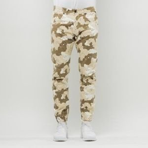 Mass Denim joggers pants Signature sneaker fit desert camo SS2017