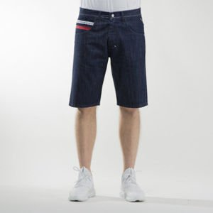 Mass Denim shorts jeans Glory straight fit rinse
