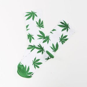 Mass Denim socks Kush Quarter white SS 2017