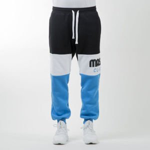 Mass Denim sweatpants Classics Cut black / blue