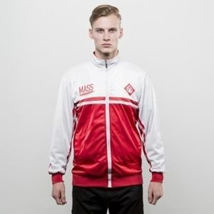 Mass Denim sweatshirt Crest Track Top red