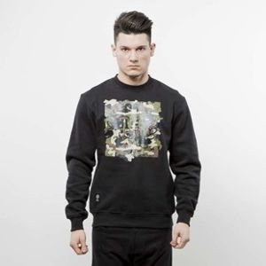 Mass Denim sweatshirt Patrol Crewneck black
