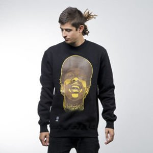 Mass Denim sweatshirt Pittsburgh Legend crewneck black