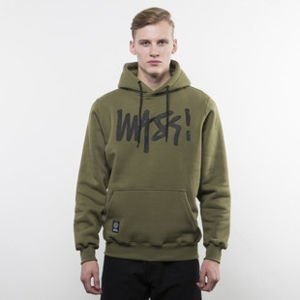 Mass Denim sweatshirt Signature Handmade Hoody khaki