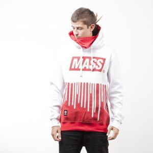 Mass Denim sweatshirts Cover hoody white