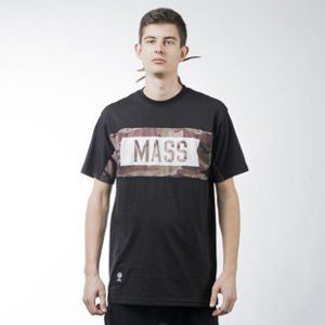 Mass Denim t-shirt Battle black