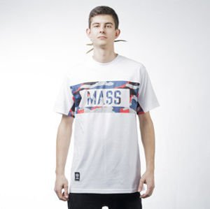 Mass Denim t-shirt Battle white