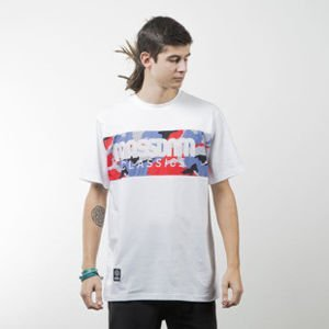 Mass Denim t-shirt Classics Camo white