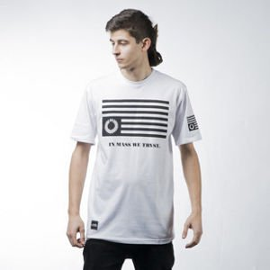Mass Denim t-shirt  Empire white BLAKK