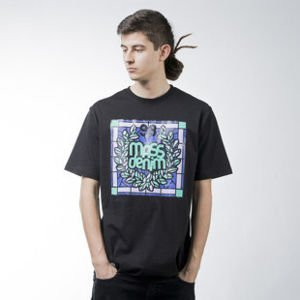 Mass Denim t-shirt Glassy black
