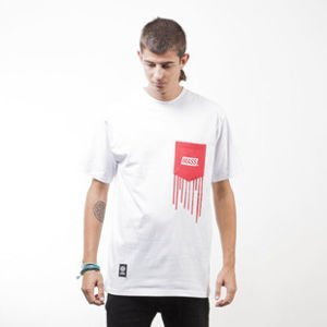 Mass Denim t-shirt Pocket Cover white