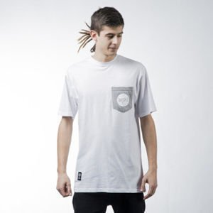 Mass Denim t-shirt Pocket Signature white