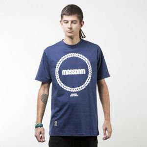 Mass Denim t-shirt Ring navy