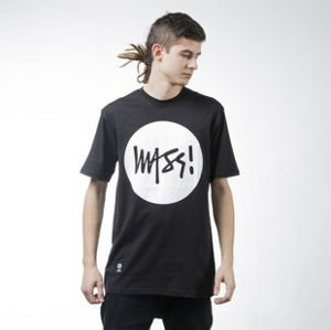 Mass Denim t-shirt Signature black