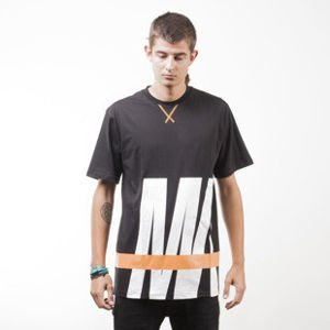 Mass Denim t-shirt Split black