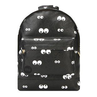 Mi-Pac backpack Eyes black