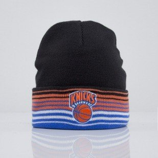 Mitchell & Ness beanie New York Knicks black Headline EU256