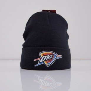 Mitchell & Ness beanie Oklahoma City Thunder navy Team Talk EU175