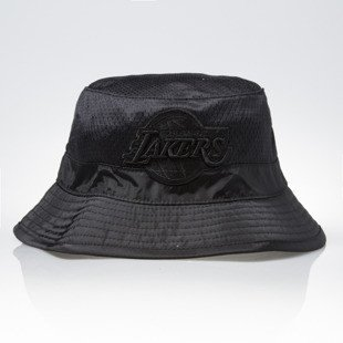 Mitchell & Ness bucket hat Los Angeles Lakers black TONAL JERSEY MESH U311Z