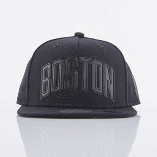 Mitchell & Ness cap snapback Boston Celtics black SUPERIOR EU498