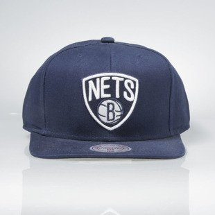 Mitchell & Ness cap snapback Brooklyn Nets navy NAVY CAN EU184